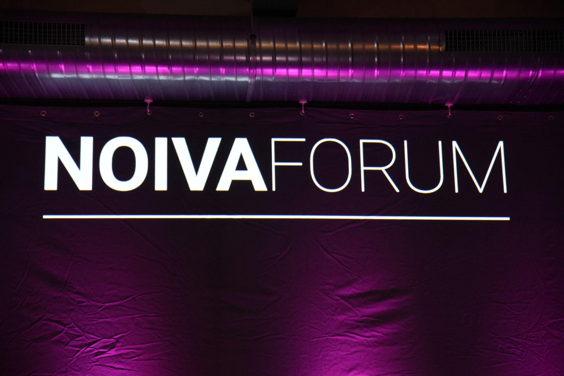 Das erste «NOIVA Forum» ist Geschichte …