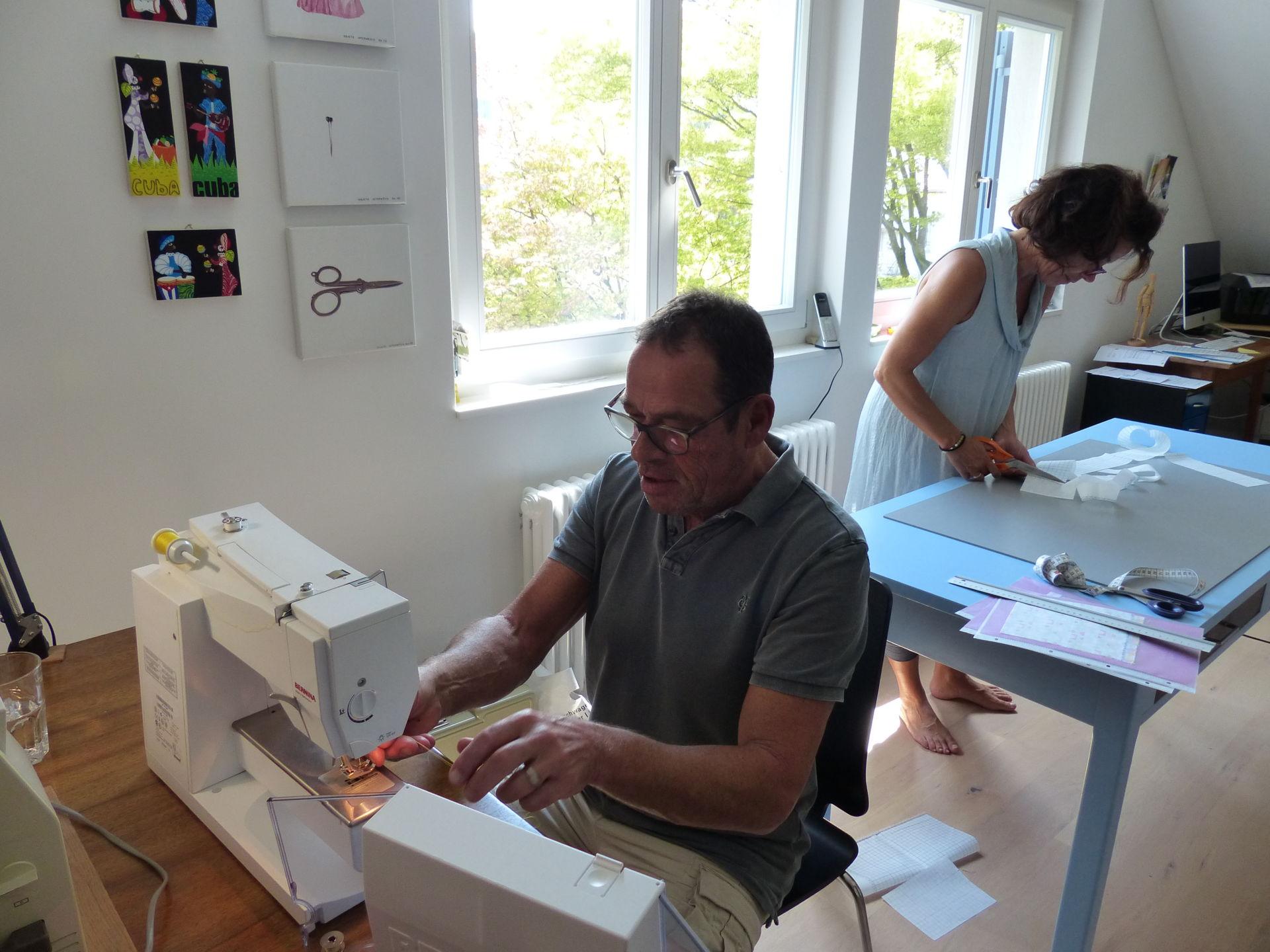 «Handsgi» vorbereiten für Jordanien