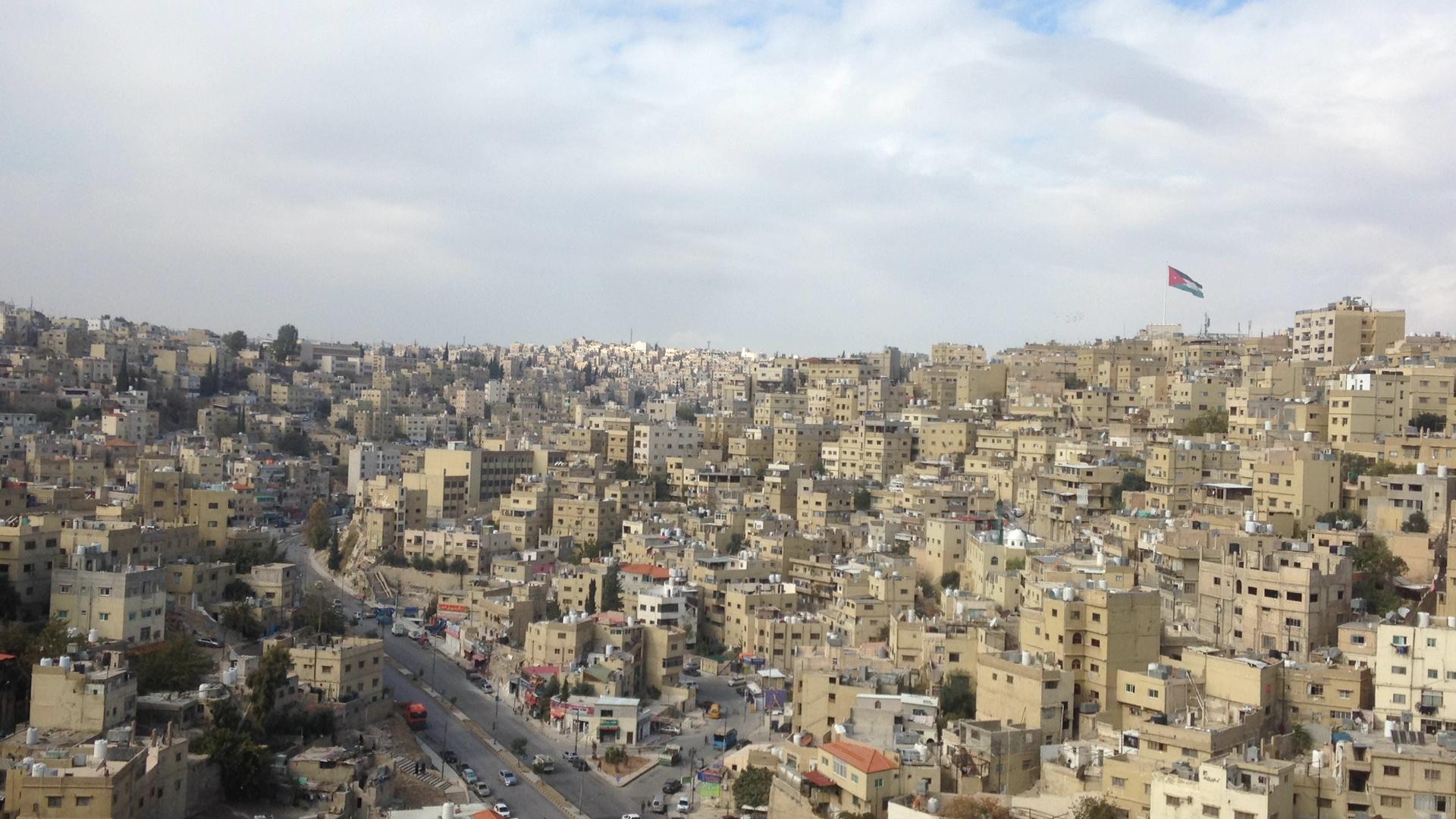 Der Engel von Amman